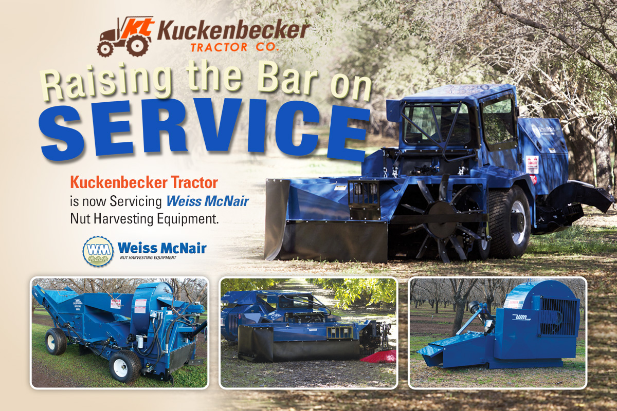 Now Servicing and Selling Weiss McNair