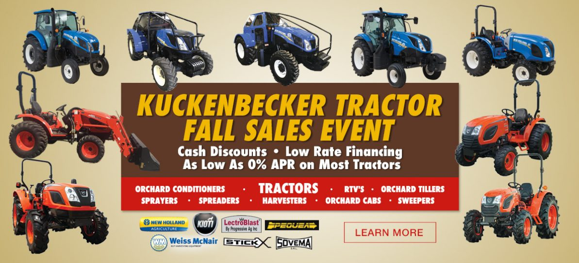 Kuckenbecker Tractor Co  Quality, Tradition, and Superior